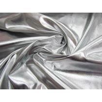 Semi Gloss Foile on Satin- Disco Silver