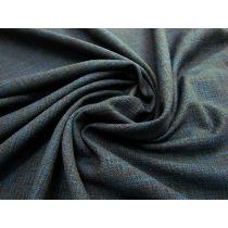Park Lane Soft Tweed- Dark Navy