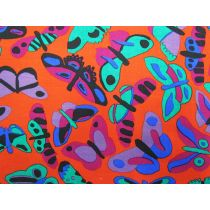 Brandon Mably Flutter- Red