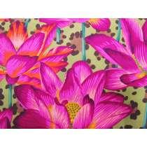 Phillip Jacobs Leopard Lotus- Ochre
