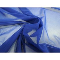 2way Stretch Mesh- Royal Ribbon Blue