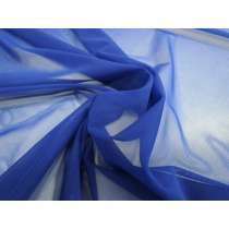 2way Stretch Mesh- Royal Ribbon Blue