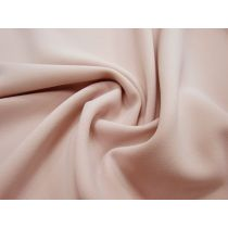 Bonded Stretch Crepe- Ceramic Rose #1020