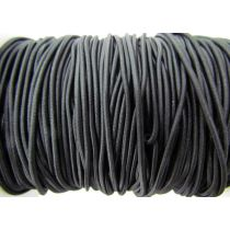 2mm Bungee Cord Elastic- Black #006