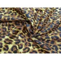 Lovely Leopard Cotton Sateen