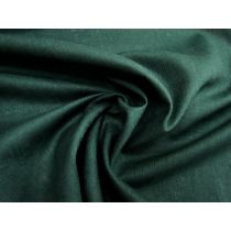 Linen Cotton- Jungle Green