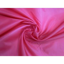 Polyester Lining- Hot Pink