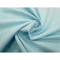 Subtle Stripe Linen- Light Blue #1161