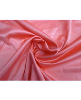 Lightweight Stretch Satin- Coral Pink #1170
