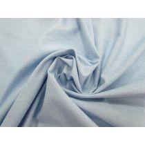 Cotton Blend Shirting- Work Blue #1172