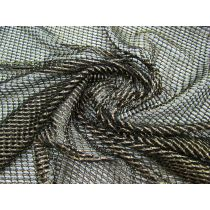 Gold Chain Mail Mesh #1181