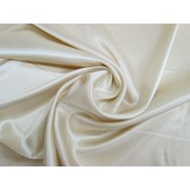 Stretch Satin- Ivory Champagne #1194
