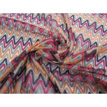 Desert Sunrise Crochet Knit #1199