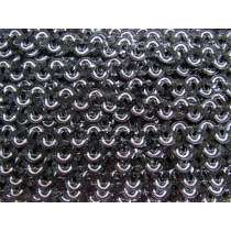 16mm Sequin Braid Trim- Black