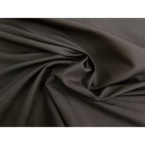 Water Resistant Microfibre Nylon- Brown #1214