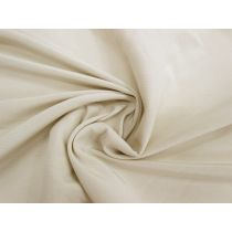 Silk Blend Corded Suiting- Beige Cream #1224