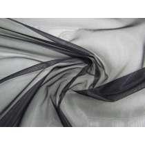 Rigid Nylon Tricot- black #1225
