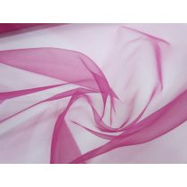 Super Light Crystal Organza- Magenta #1257