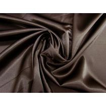 Stretch Satin- Chocolate Sauce #1266