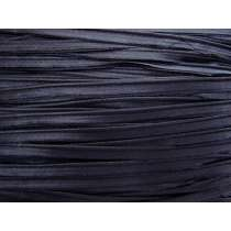 10mm Silk Blend Satin Bias Piping- Evening Navy #017