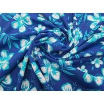 74cm Blue Hawaii Spandex Panel #1275