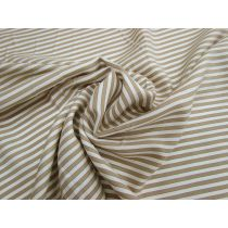 Regal Stripe Silk Viscose #1322