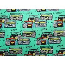 Boom Box Cotton