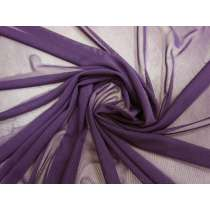 2-Way Stretch Mesh- Dark Grape #1338