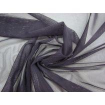2-Way Stretch Mesh- Dark Grey #1339