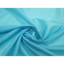 Polyester Lining- Bright Aqua