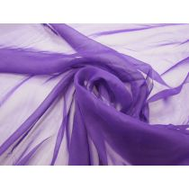 Superfine Chiffon- Purple #1369