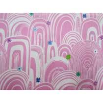 Rolling Hills- Pink