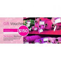$150 Gift Voucher