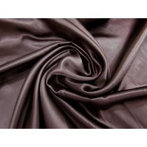 Acetate Satin- Chocolate Syrup #1393