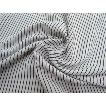 Textured Stripe Twill Shirting #1404