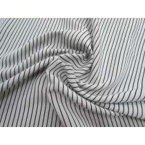 Textured Stripe Twill Shirting #1404