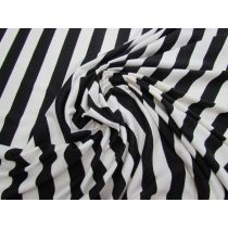 Soft Fall Striped Modal Blend Jersey #1410