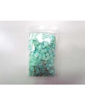 Sequin & Bead Pack- Mermaid Green #001