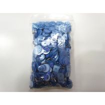Sequin & Bead Pack- Cornflower Blue #014