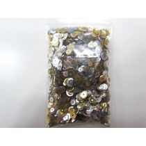 Sequin & Bead Pack- Gold & Silver #015