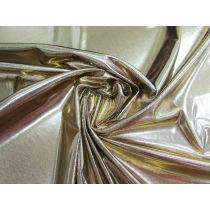 Liquid Foile Lightweight Jersey- Gold #1427