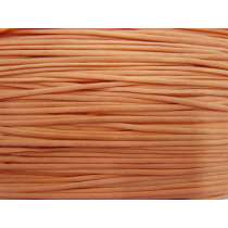 4mm Soft Stretch Cord Trim- Orange #020
