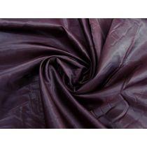 Bemberg Rayon Lining- Dark Cherry