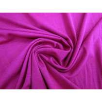 Soft Drape Jersey- Magenta Berry #1464