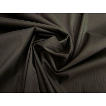 Cotton Blend Smooth Feel Shirting- Brown #1475