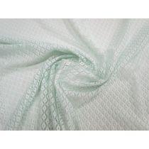 Diamond Spot Lace- Minty #1476