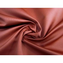 Heavyweight Viscose Suiting- Burnt Red #1486