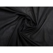2-Way Stretch Lining- Black #1489