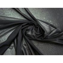 Soft Power Mesh- Black #1495