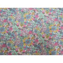 Liberty Cotton- Flowertops- Tea For Two Collection